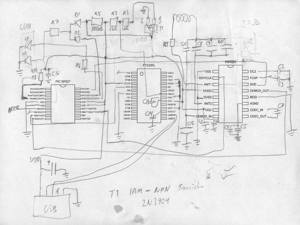 Reverse Engineering, Part 2, Schematics
